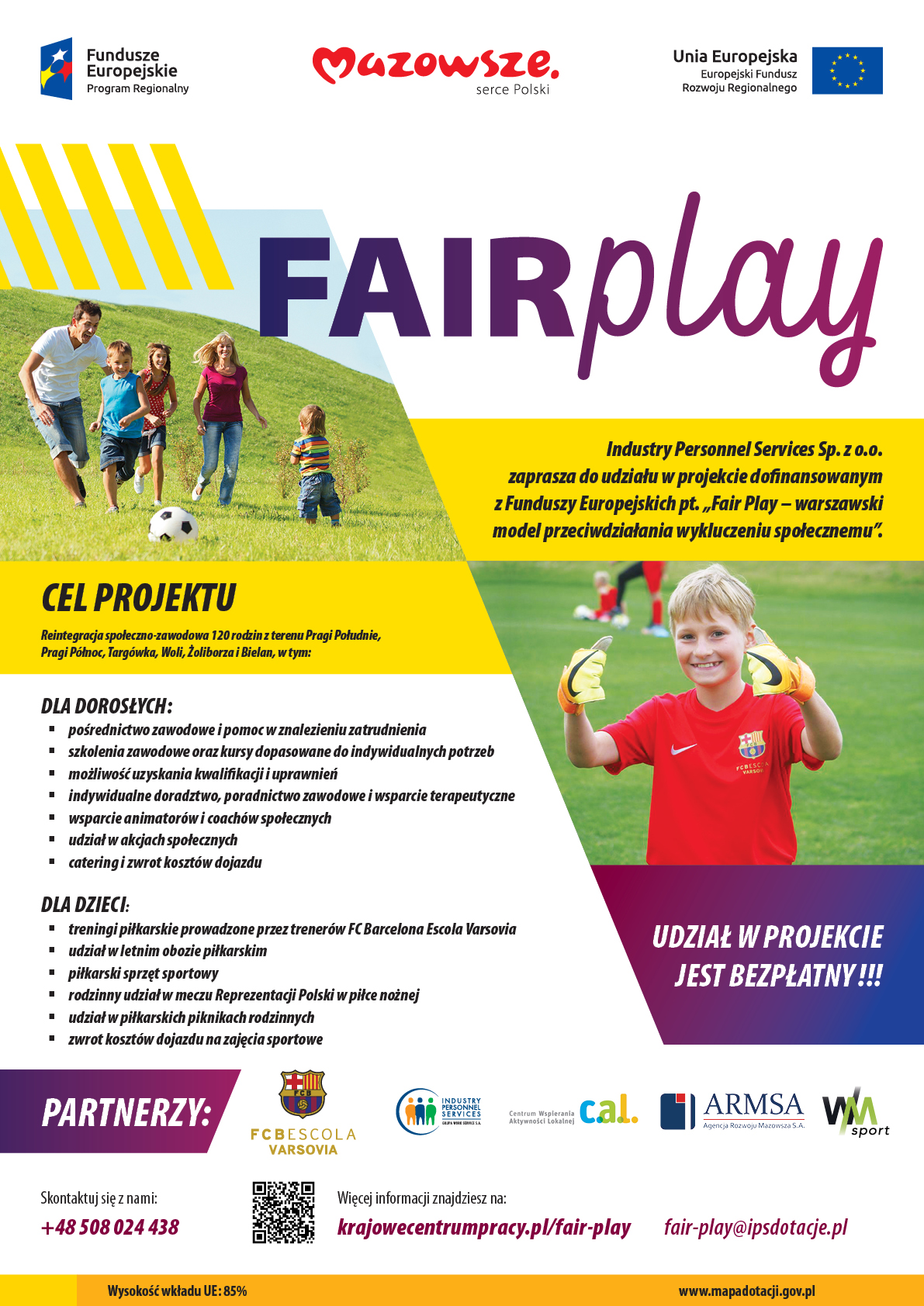 Fair Play plakat A2 wybrana wersja
